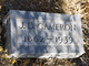 Jefferson Davis Cameron