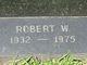 """Robert W. """"Bob"""" Cox"""