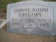 Johnny Joseph Gregory