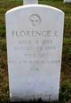 Florence E Bondurant