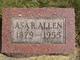 Asa Robert Allen