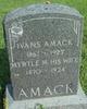 Ivans A Amack