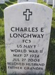 Charles E Longhway