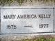Mary America Kelly