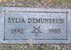 Sylia Demunbrun