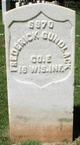 Profile photo:  Frederick Gundlack