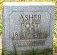 Profile photo:   Asher <I> </I> Post,