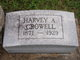 Harvey A. Crowell