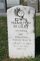 Profile photo:  Edwin Hamilton Beasley