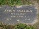 Profile photo:  Aaron Sparkman