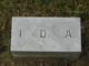 Ida Dorothea <I>Schott</I> Acker