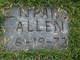 Profile photo:  Infant Girl Allen
