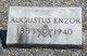 Profile photo:  Algie Augustus Enzor, Sr