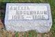 Amelia <I>Benkie</I> Rosenbaum