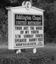 Addington Chapel United Methodist Church Cemetery
