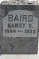Profile photo:  Nancy S. Baird