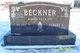 Pearl <I>Garber</I> Beckner