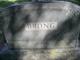Profile photo:  Gertrude May <I>Meckes</I> Brong