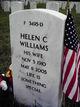 Helen C Williams
