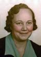Veda Gertrude <I>Tharp</I> Shinn