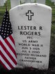Lester R Rogers