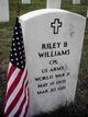 Riley B Williams