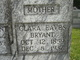 "Clara Augusta ""Gussie"" <I>Eaves</I> Bryant"