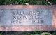 Wallace Waldo Norvell