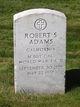 Profile photo:  Robert S. Adams