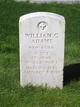 Profile photo:  William George Adams