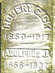 Profile photo:  Adolphus J. Gick