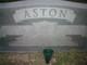 Profile photo:  Arbye Edna <I>Thompson</I> Aston
