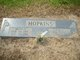 "Melvin Augusta ""Hop"" Hopkins"
