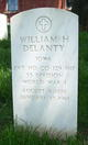 William H Delanty