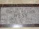 Edward William West