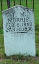 Francis Marion Morris
