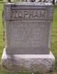 Profile photo:  Mary <I>Howe</I> Topham