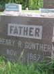 Henry Robert Gunther
