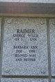 Barbara Ann <I>Wilson</I> Raimer
