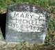 Profile photo:  Mary C. Hickel