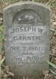 Profile photo:  Joseph W Garner