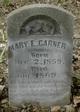 Profile photo:  Mary E Garner
