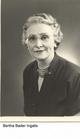 Bertha Emily <I>Bader</I> Ingalls