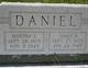 Martha Adna <I>Lewis</I> Daniel