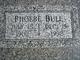 Phoebe <I>Hyde</I> Bull