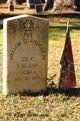 Profile photo: Pvt William G. Anderson