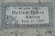 Profile photo:  Dyllan Jamie Anton