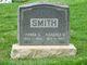 Florence Jane <I>Hill</I> Smith
