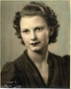 Profile photo:  Edith Wilma <I>Sieweke</I> Angleton