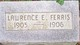 Lawrence Everett Ferris